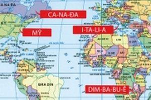 Mỹ: Giảm nhiệm kỳ ngoại giao ở Cuba