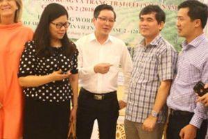 Hội Nông dân nhân rộng mô hình liên kết phát triển rừng bền vững