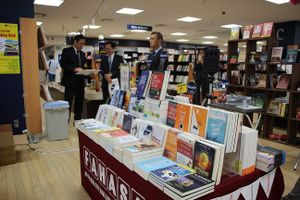 Lần đầu tiên có gian hàng sách Việt Nam tại Nhật Bản