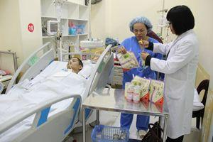 Dinh dưỡng trong điều trị bệnh nhân nặng