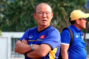 Thầy Park lần đầu 'kín bưng', úp mở khả năng Olympic Việt Nam tập đá 11m