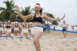 Ấn tượng phần thi Người đẹp thể thao Hoa hậu Việt Nam 2018