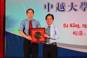Đại biểu Đoàn TNCS Trung Quốc gặp gỡ sinh viên ĐH Đà Nẵng