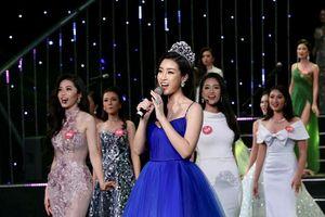 Đỗ Mỹ Linh lộng lẫy mở màn Gala 30 năm Hoa hậu Việt Nam