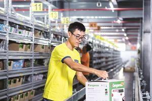 Thương mại điện tử: Rào cản đến mục tiêu 10 tỉ USD