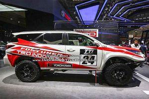 Toyota Fortuner ra mắt bản 'quái vật', mạnh 310 mã lực