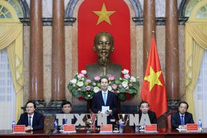 Chủ tịch nước: Tận dụng các thành tựu tiên tiến để phục vụ phát triển kinh tế - xã hội