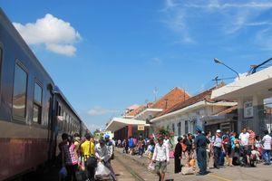 Kích cầu du lịch, tàu Nha Trang - Huế giảm mạnh giá vé