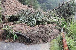 Bão số 4 làm 130 ngôi nhà ở Yên Bái bị thiệt hại