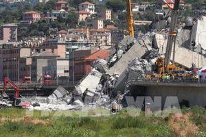 Italy tổ chức quốc tang tưởng niệm các nạn nhân trong vụ sập cầu cạn