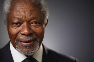 Cuộc đời kỳ lạ của Cựu Tổng thư ký LHQ Kofi Anna