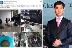 Mercedes GLC bị lỗi nặng do 'lội nước' hay nguyên nhân khác?