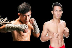 Võ sĩ muay vô địch thế giới tham gia thi đấu tại Muay Thai Fight Night 2018