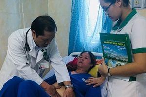 Nữ công nhân suýt mất mạng vì tự mua thuốc chữa bệnh hen