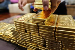 Hôm nay 18/8: Vàng trong nước giảm, vàng thế giới tăng nhẹ