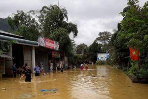 Thanh Hóa thiệt hại do ảnh hưởng của bão số 4