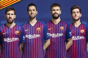 Lionel Messi và đội hình dự kiến của Barca ở trận ra quân La Liga