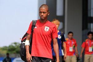 Nhật Bản buộc phải dùng thủ môn dự bị khi đối đầu Olympic Việt Nam