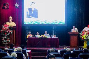 Hội thảo khoa học về Á Nam Trần Tuấn Khải, ngôi sao sáng trên bầu trời thi ca Việt Nam