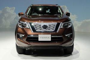 Nissan Terra sẽ về Việt Nam có giá trên 900 triệu đồng