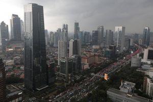 Jakarta - thành phố đang chìm