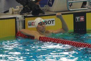 Sun Yang áp đảo Quý Phước tại đường bơi 200 m tự do