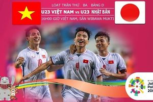 Soi kèo U23 Việt Nam vs U23 Nhật Bản: HLV Park Hang Seo đang toan tính điều gì?