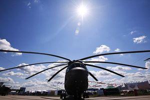 Phiên bản nâng cấp Mi-26T2V thực hiện chuyến bay đầu tiên