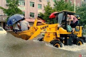 Gần 260 nghìn người chịu ảnh hưởng bởi cơn bão Rumbia tại Trung Quốc