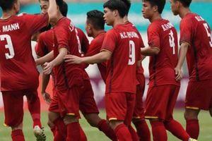 ASIAD 18: Lộ diện đối thủ ở vòng 1/8 của Olympic Việt Nam