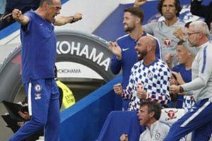 Chelsea thắng trận thứ hai, HLV Sarri có còn 'giả vờ khiêm tốn'?