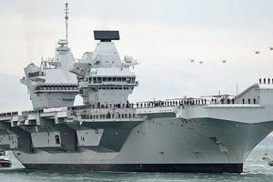 Chỉ huy chiến hạm Anh cảnh báo Nga đang chuẩn bị cho chiến tranh