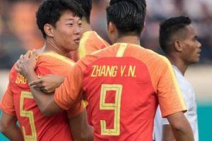 Thắng ngược Olympic UAE, Olympic Trung Quốc đứng nhất bảng C