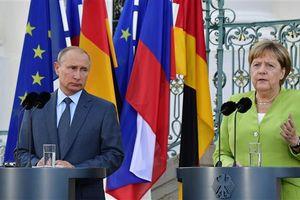 Lời kêu gọi giúp Syria tái thiết của ông Putin bị Thủ tướng Đức từ chối?