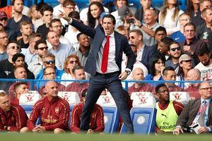 Ngoại hạng Anh: Arsenal lại thua, HLV Unai Emery lâm nguy