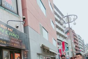 Người mang bánh mì Việt tới Nhật và ước mơ chuỗi cửa hàng thức ăn nhượng quyền