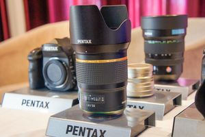 Trình làng ống kính HD Pentax hỗ trợ máy ảnh chuyên nghiệp