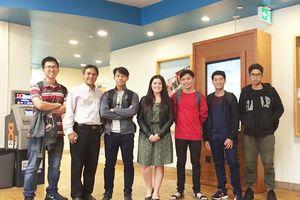 Bắc cầu đến Canada cho học sinh Việt