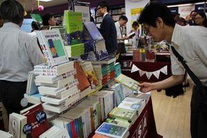 Sách Việt Nam có mặt trong Tuần lễ Sách tại Nhật Bản