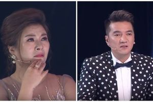 Đàm Vĩnh Hưng, Kim Oanh cùng bật khóc trên truyền hình