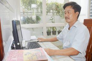 Thầy giáo trường làng truyền đam mê Lịch sử cho học sinh