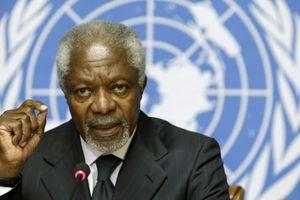 Hành trình không mệt mỏi vì nhân đạo của Cựu Tổng thư ký Liên Hợp Quốc Kofi Annan