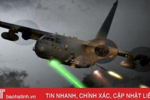Phi công Mỹ ám ảnh vì bị tấn công bằng tia laser