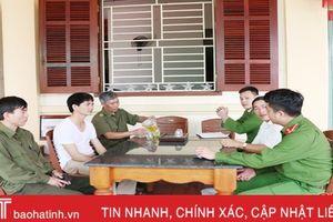 'Tiếng kẻng an ninh' bảo vệ Tổ quốc ở Hà Tĩnh