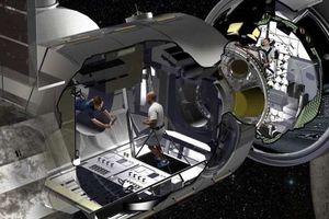 Môđun nhà định cư cho các cuộc thám hiểm vũ trụ