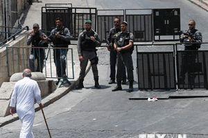 Jordan: Đóng cửa đền Al-Aqsa, Israel sẽ kích động cộng đồng Hồi giáo