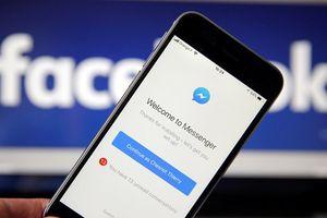 Bộ Tư pháp Mỹ yêu cầu Facebook 'hack' Messenger