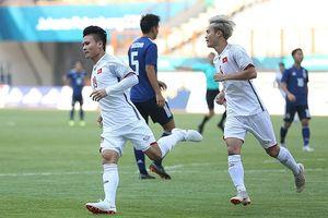 U23 VN - U23 Nhật Bản (1-0): Chiến thắng vì danh dự