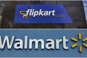 Walmart thâu tóm 77% cổ phần của Flipkart