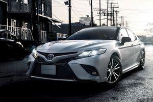 Toyota Camry có thêm phiên bản Sport tại Nhật, giá từ 775 triệu